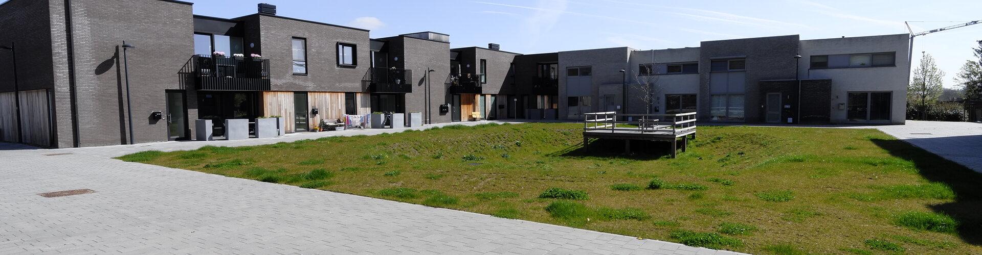 21 nieuwe sociale assistentiewoningen in Hoeselt