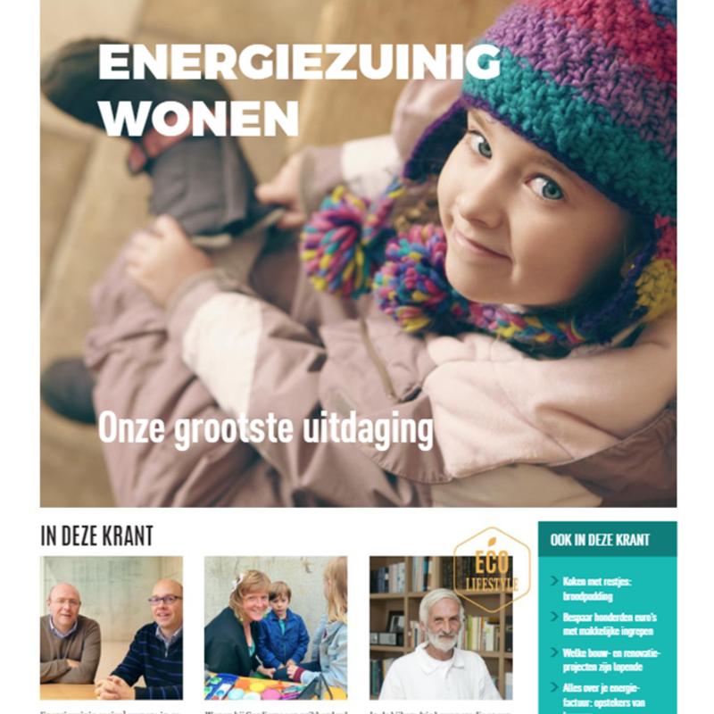 Energiezuinig wonen - december 2015